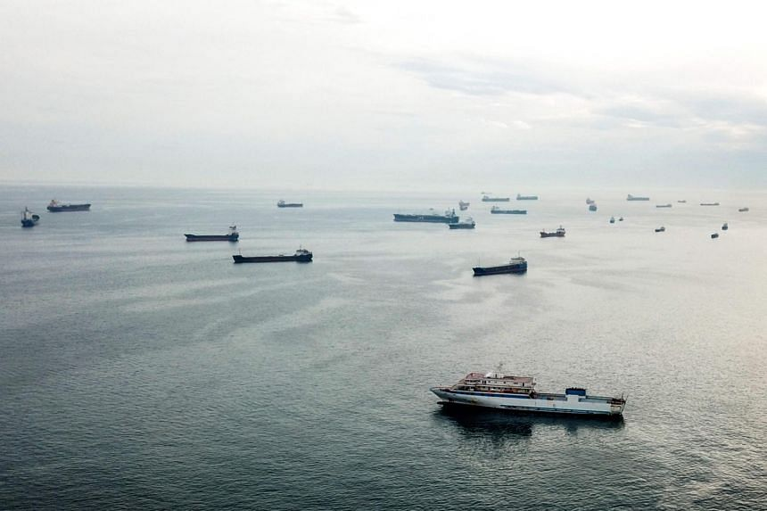 Shipping's current 2050 target is only a 50 per cent reduction in annual greenhouse gas emissions versus 2008.