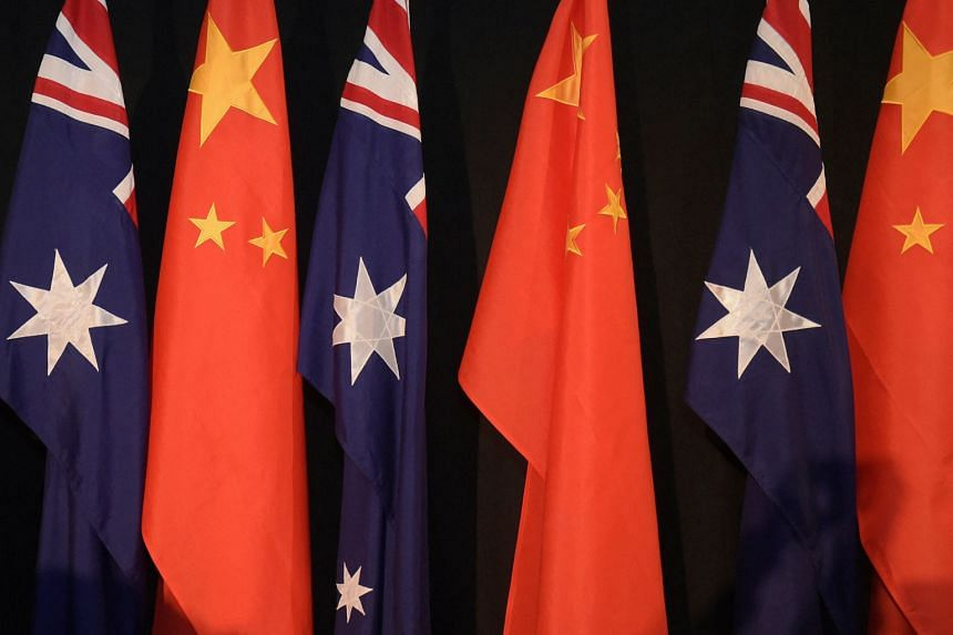 Australia has yet to pass legislation that would allow the government to join allies in imposing coordinated sanctions against Chinese officials.