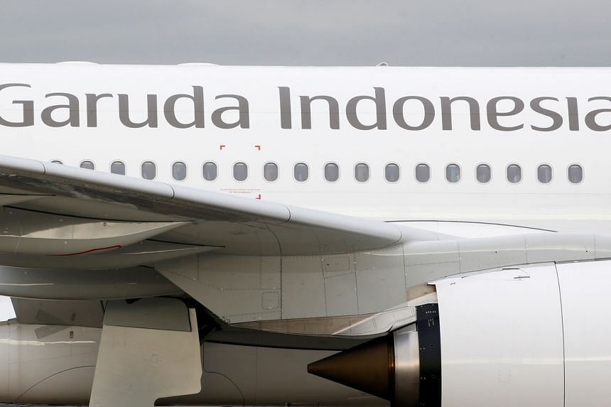 Garuda Indonesia will operate only 53 airplanes of the 142 in its fleet.