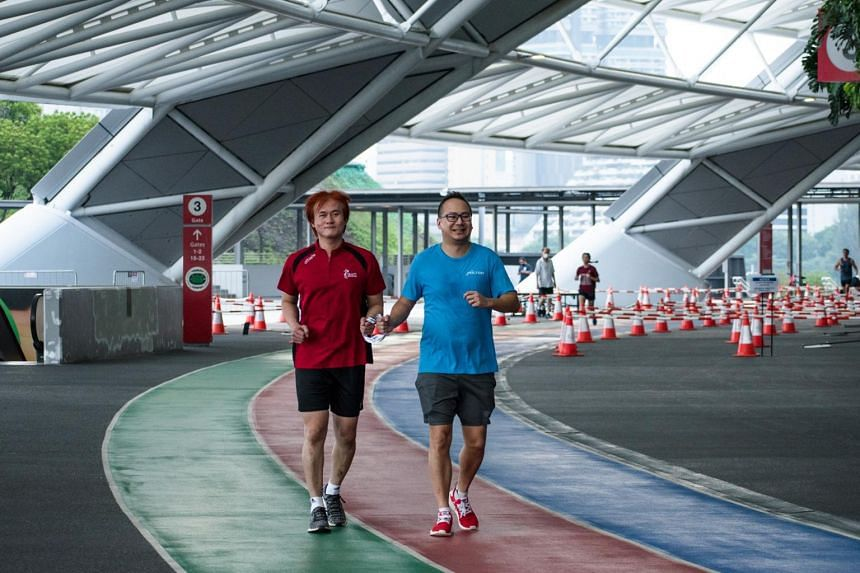 The campaign is a virtual run that aims to have its participants clock a total distance of 10,625km.