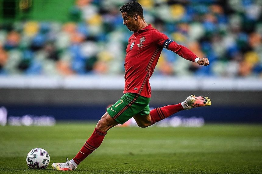 European champions Portugal are in good form following Wednesday's 4-0 friendly win over Israel in which Cristiano Ronaldo scored. Their star forward is five goals short of Iranian Ali Daei's all-time international record of 109 goals and level with