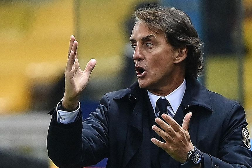 Roberto Mancini, appointed in May 2018 after Italy failed to qualify for that year's World Cup, will be hoping that he can continue his good work to win a second Euro for his nation.
