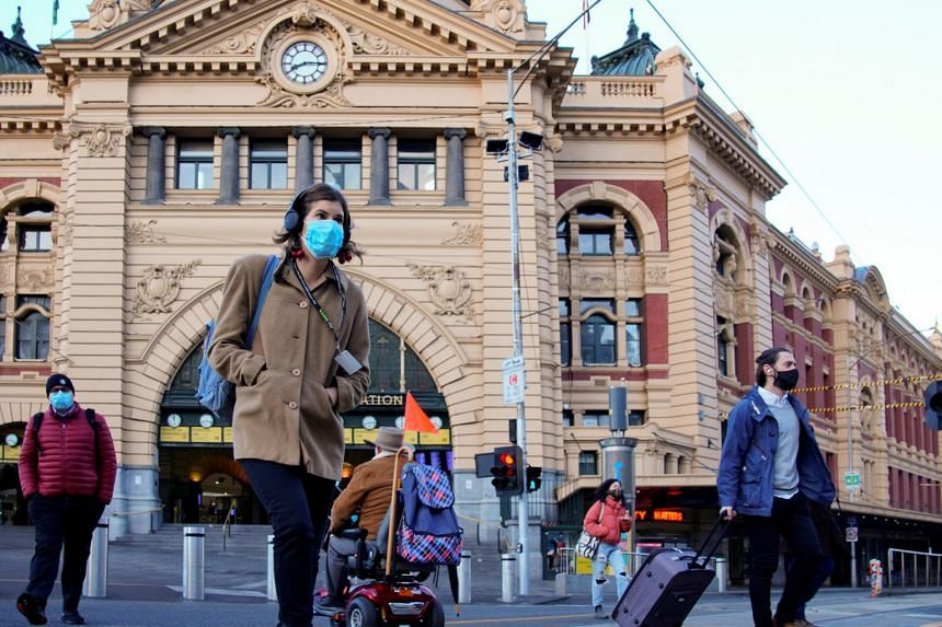 Melbourne exited the lockdown on June 10 but some restrictions on travel and gathering will remain.