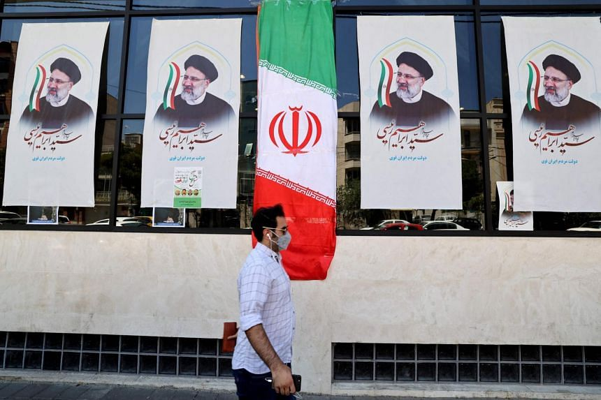 Ultraconservative candidate Ebrahim Raisi is now seen as the front runner to replace Mr Hassan Rouhani in the June 18 election.