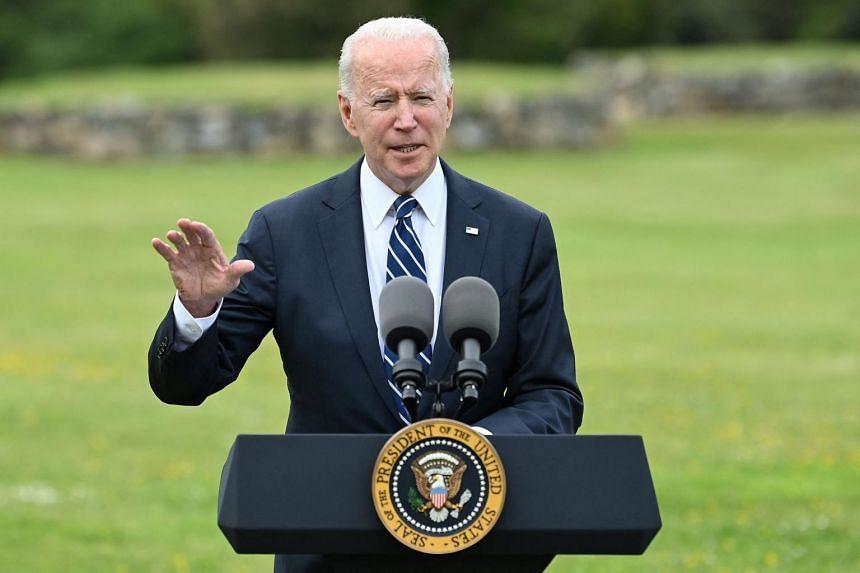 US President Joe Biden wants dramatically increasing funding for passenger rail networks.