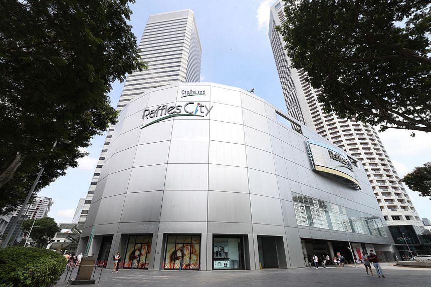 A woman who works as a janitor at Raffles City Tower is one of the three Covid-19 cases in the community reported on June 11, 2021.