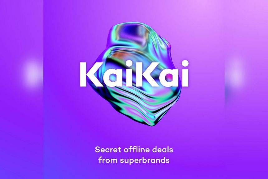 KaiKai will feature more than 1,000 deals offering a minimum of 50 per cent discount.