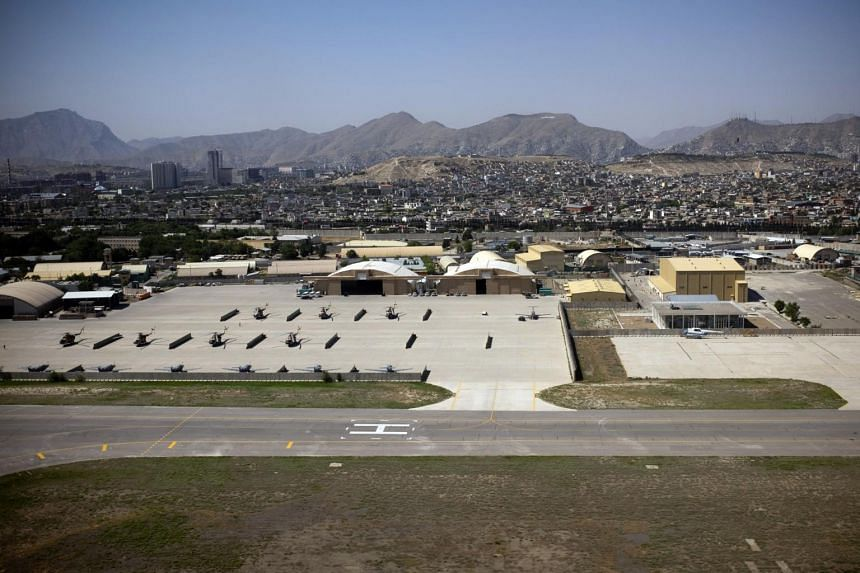 The development also appeared to dash Ankara's hopes of using the securing of Kabul airport to help improve ties with Washington.