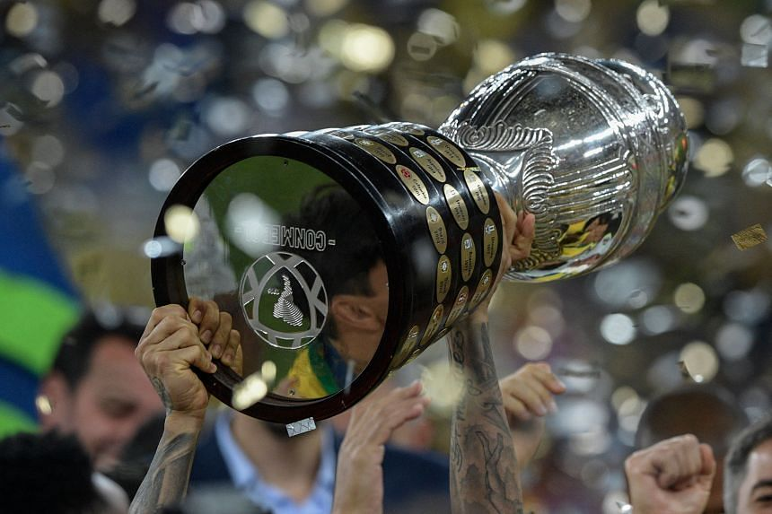 The Copa America tournament was relocated to Brazil from co-hosts Colombia and Argentina on May 31, 2021.