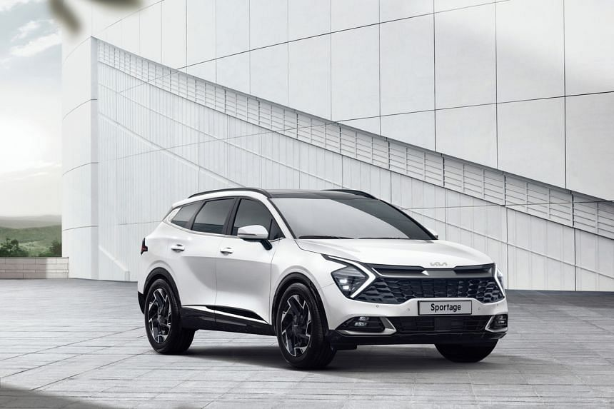 For the first time, the Kia Sportage will be made in Slovakia.