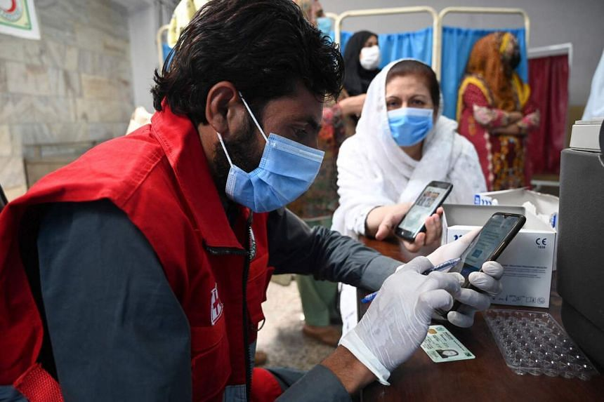 The move is the latest to penalise the unvaccinated in Pakistan where only a fraction of the population have been inoculated.