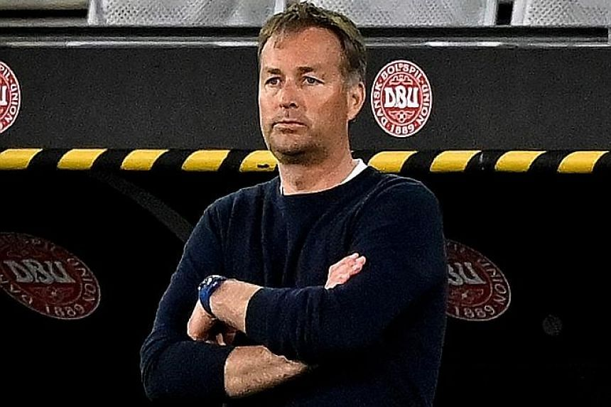 Denmark coach Kasper Hjulmand hopes having thousands of Danish fans packed inside Parken Stadium will give his team a psychological boost during their Euro 2020 campaign.
