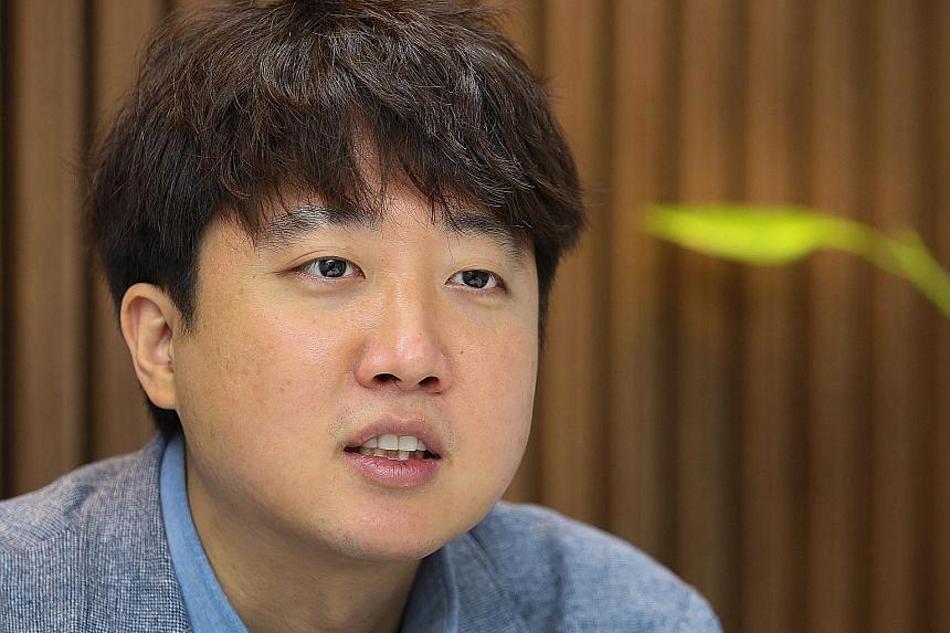 MR LEE JUN-SEOK