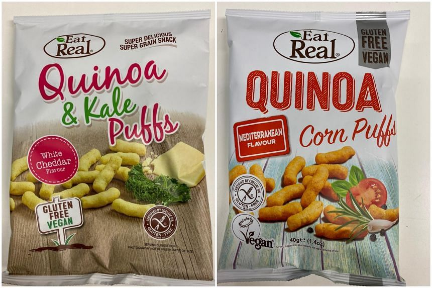 The United Kingdom Food Standards Agency (FSA) has issued a food recall alert on Eat Real snacks.