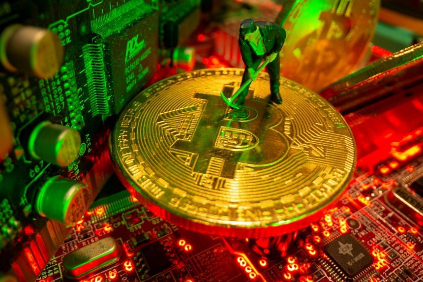 China accounts for over half of global bitcoin production.