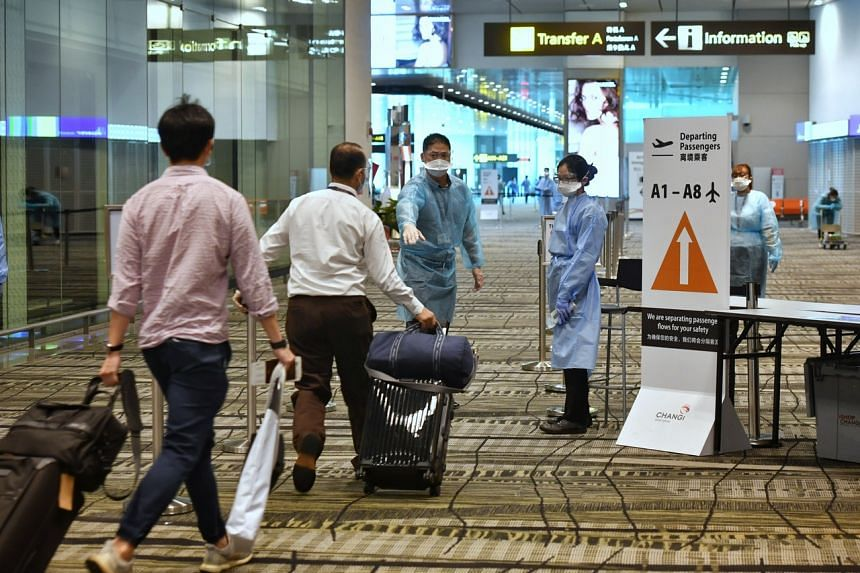 Passenger flights to 70 cities are now available, up from a low of 24 in mid-April last year at the height of the pandemic.