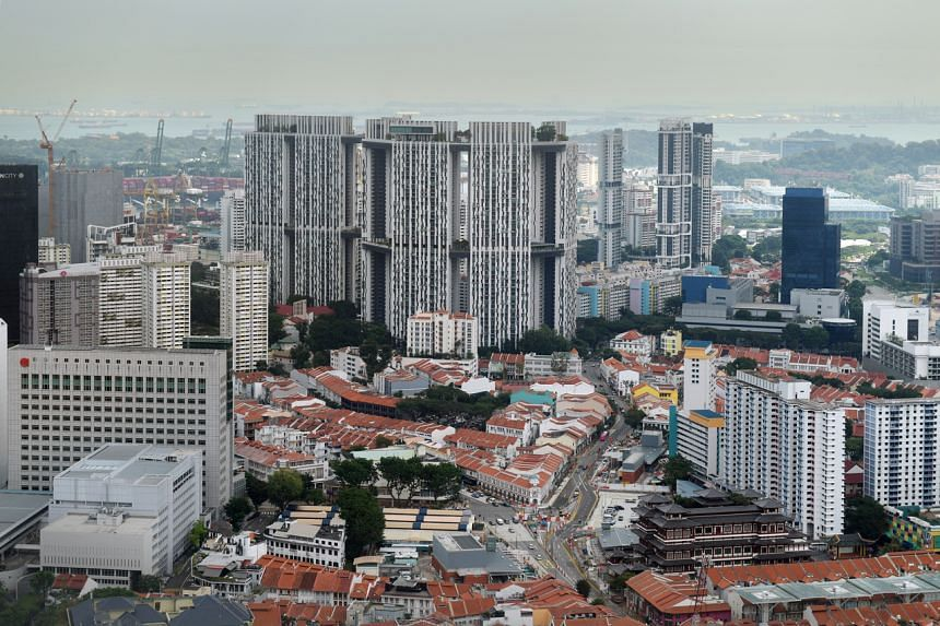 At present, the central area takes the top spot with 118 million-dollar flats.
