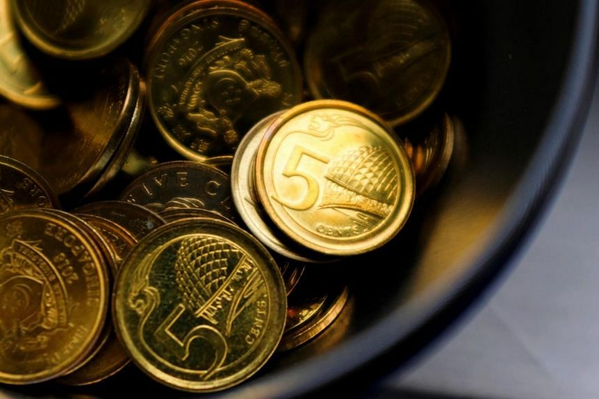 The humble five-cent coin has had three iterations since Singapore coins were first minted in 1967.