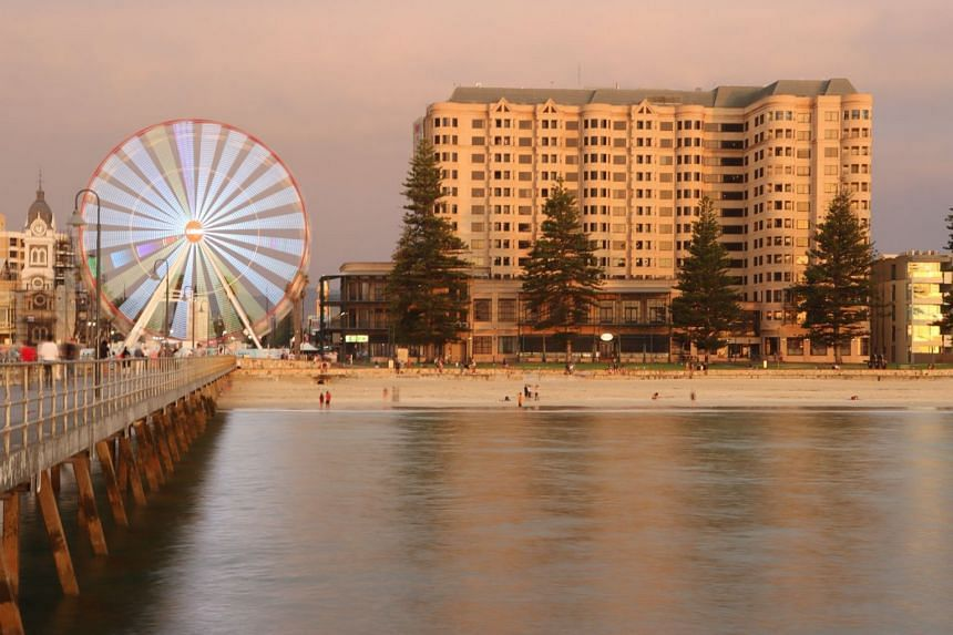 Stamford Land has appointed brokers for the sale of Stamford Grand Adelaide, among other hotels.