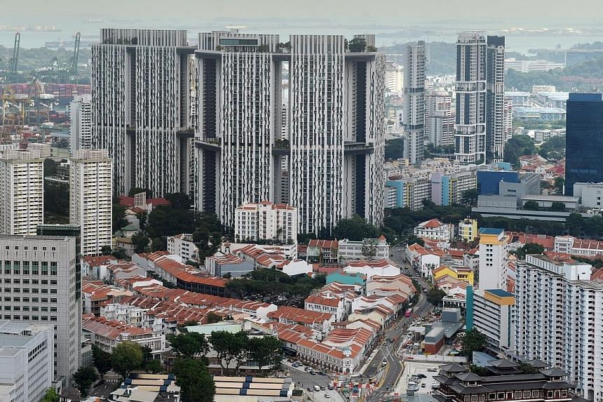 The Pinnacle @ Duxton (above) tops the list with 118 flats that sold for at least $1 million. A total of 389 HDB resale flats have changed hands for more than $1 million as at May 31, with one unit sold in the non-mature estate of Hougang and the res