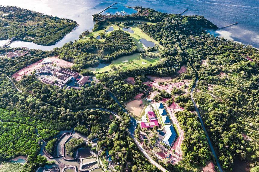 Nongsa Digital park has been designated a special economic zone.