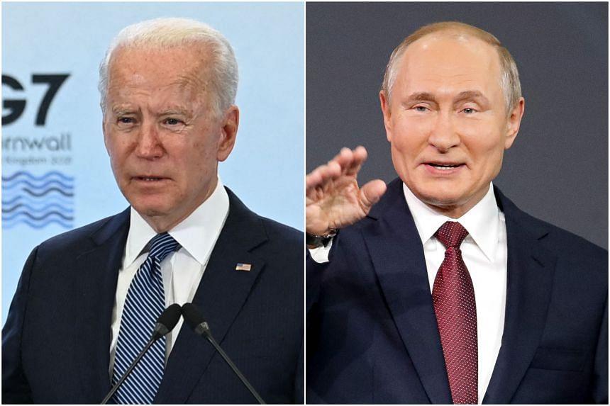 US President Joe Biden had called Russian President Vladimir Putin a killer in March.
