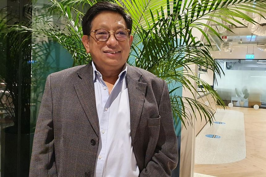 Singaporean Kavin Wong, CEO of Data Center First, said he has bought 2.75ha of land at the park to build multiple data centres.