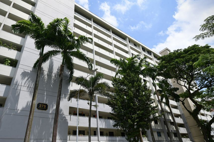 The cleaner, who works at 375 and 376 Clementi Avenue 4, was the sole unlinked case announced on Monday.