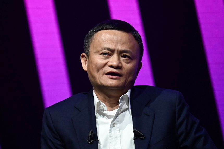 Alibaba founder Jack Ma has been largely out of public view since the Chinese authorities came down heavily on the company in 2020.