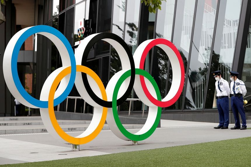 Officials did not clarify whether that sanction meant athletes could be barred from future Olympics as well as Tokyo.