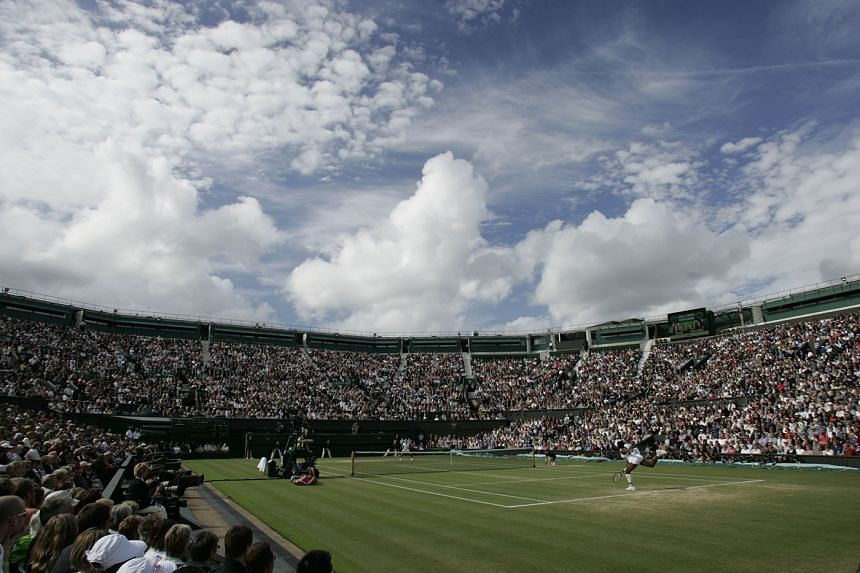Wimbledon was cancelled last year for the first time since World War II because of the Covid-19 pandemic.