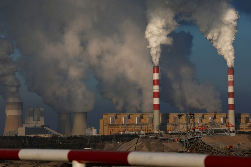 Burning fossil fuels such as coal, gas and oil creates carbon dioxide, the main greenhouse gas.