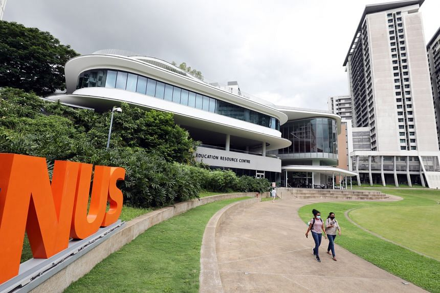 The digital energy solutions will be installed at two buildings in NUS' University Town in the first half of 2022.
