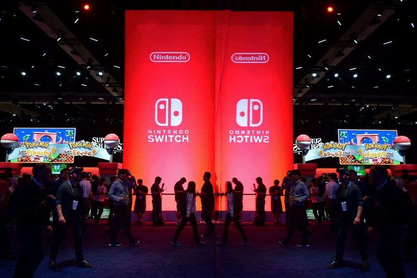 The Nintendo Switch, a wildly popular handheld game console, was first released in early 2017.