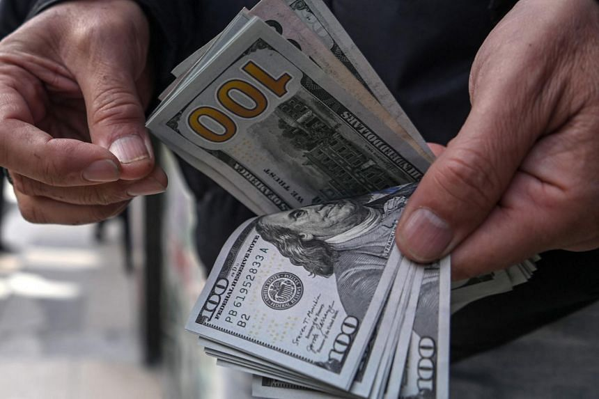 Central bank holdings of foreign currencies in Asia's fast-growing emerging economies hit US$5.82 trillion (S$7.72 trillion) as at May.