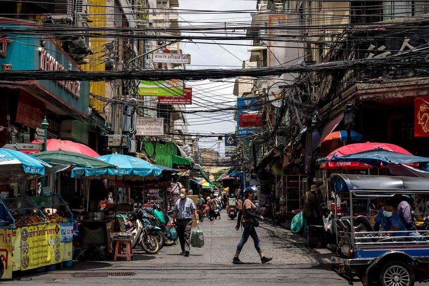 Thailand lost about $66.3 billion in tourism revenue in 2020.