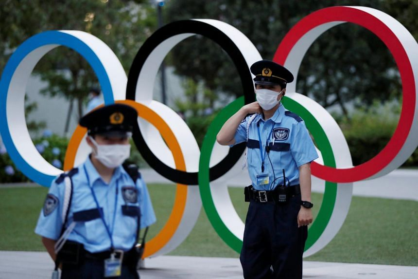 The Olympics, delayed by a year due to the coronavirus, appear well on track for a July 23 start.