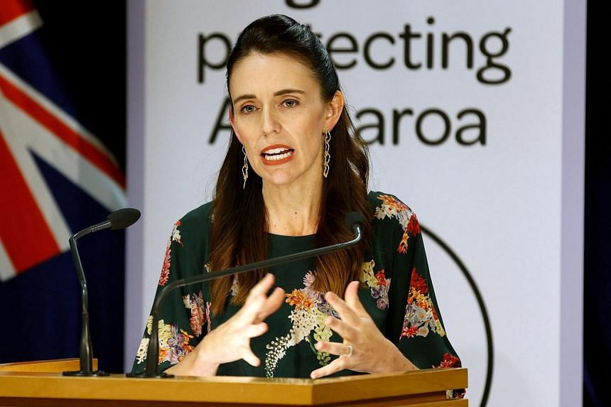 New Zealand's Prime Minister Jacinda Ardern said vaccines would be allocated according to age, with people over 60 offered one from July 28.