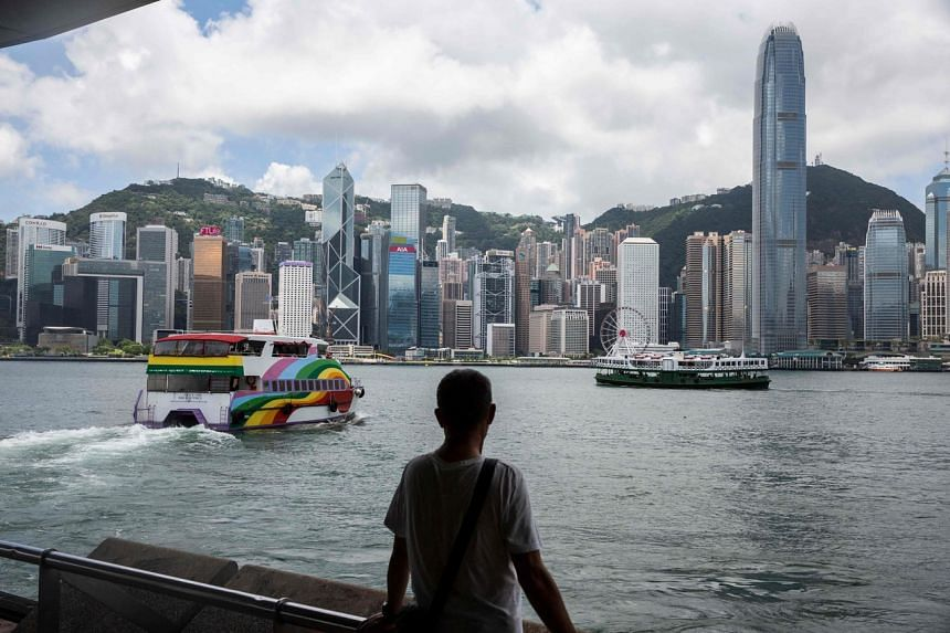 Travellers entering Hong Kong currently need to quarantine in a hotel for up to 21 days, even if they're fully vaccinated.