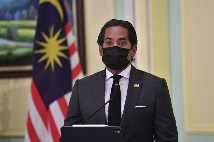 Science Minister Khairy Jamaluddin says he expects Covid-19 to be endemic in Malaysia.