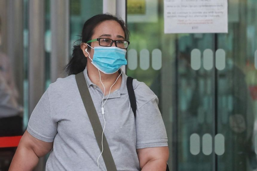 Connie Soh pleaded guilty last month to one count of voluntarily causing hurt.