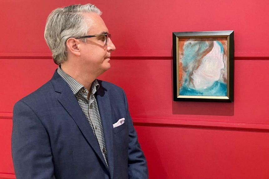 Opening bids of more than $16,300 blew past Toronto auction house Cowley Abbot's estimated valuation of the artwork.