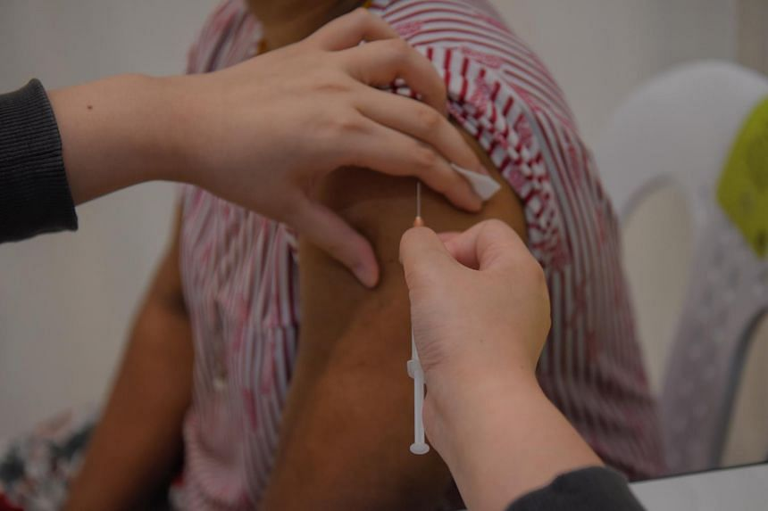Vaccination also reduces the risk of an infection developing into a severe illness.