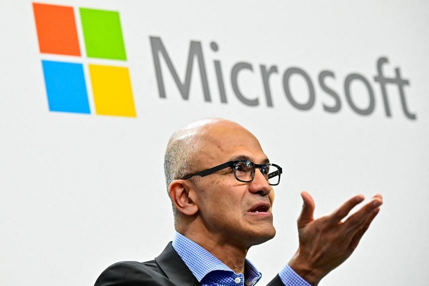 The change is a vote of confidence in Mr Satya Nadella, who was appointed CEO in February 2014.