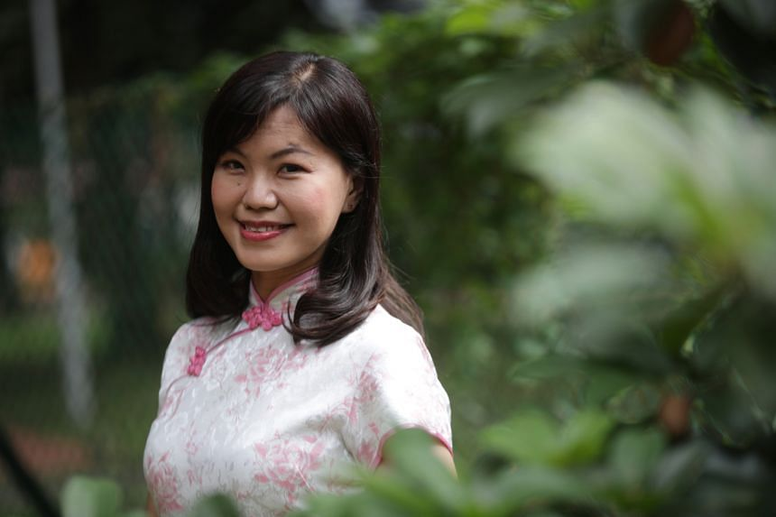 Ms Candice Yeo enrolled in a professional conversion programme to become a nurse at age 40.