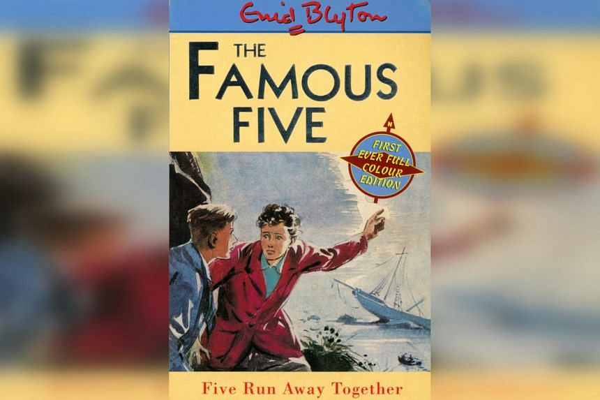 Enid Blyton is known for her Famous Five and Secret Seven adventure novels as well books about Noddy.