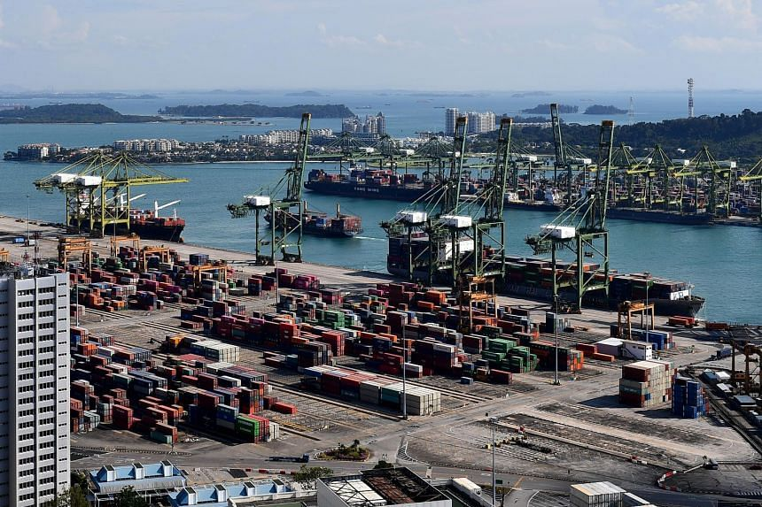 Container throughput has since grown by 4.6 per cent from January to May 2021 compared with the same period in 2020.