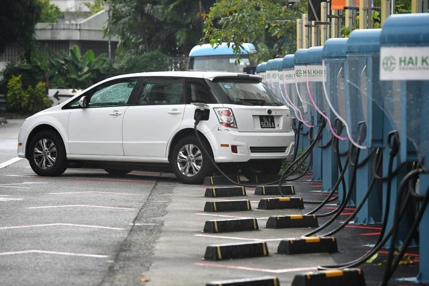 Electric vehicles are not entirely emissions-free.
