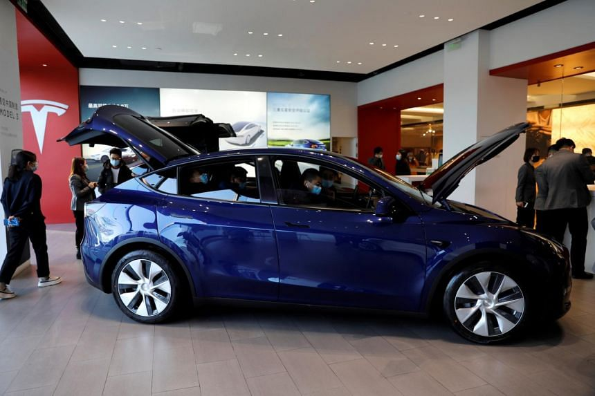 Registrations of the sporty SUV, which in China starts from around US$53,000, rose to 12,785 in May from 5,520 in April.