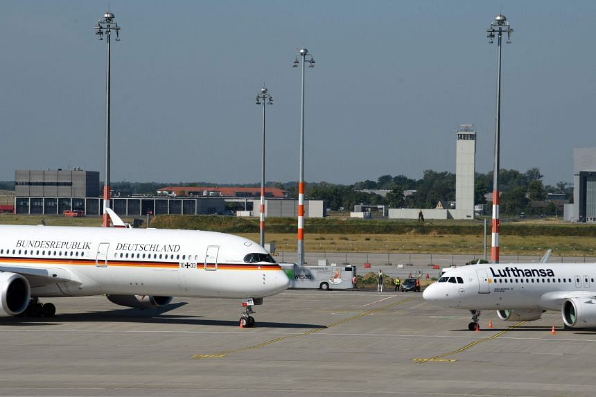 The move will provide a boost for major EU airlines such as Air France-KLM and Deutsche Lufthansa.
